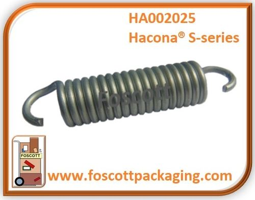 Hacona® S-series Return Spring